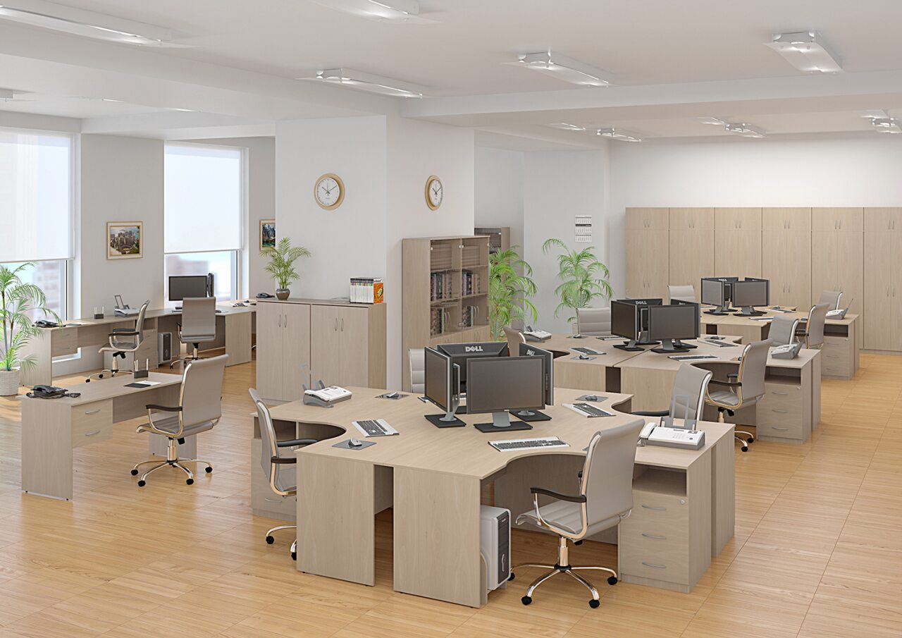Мебель для персонала NOVA S - фото 2