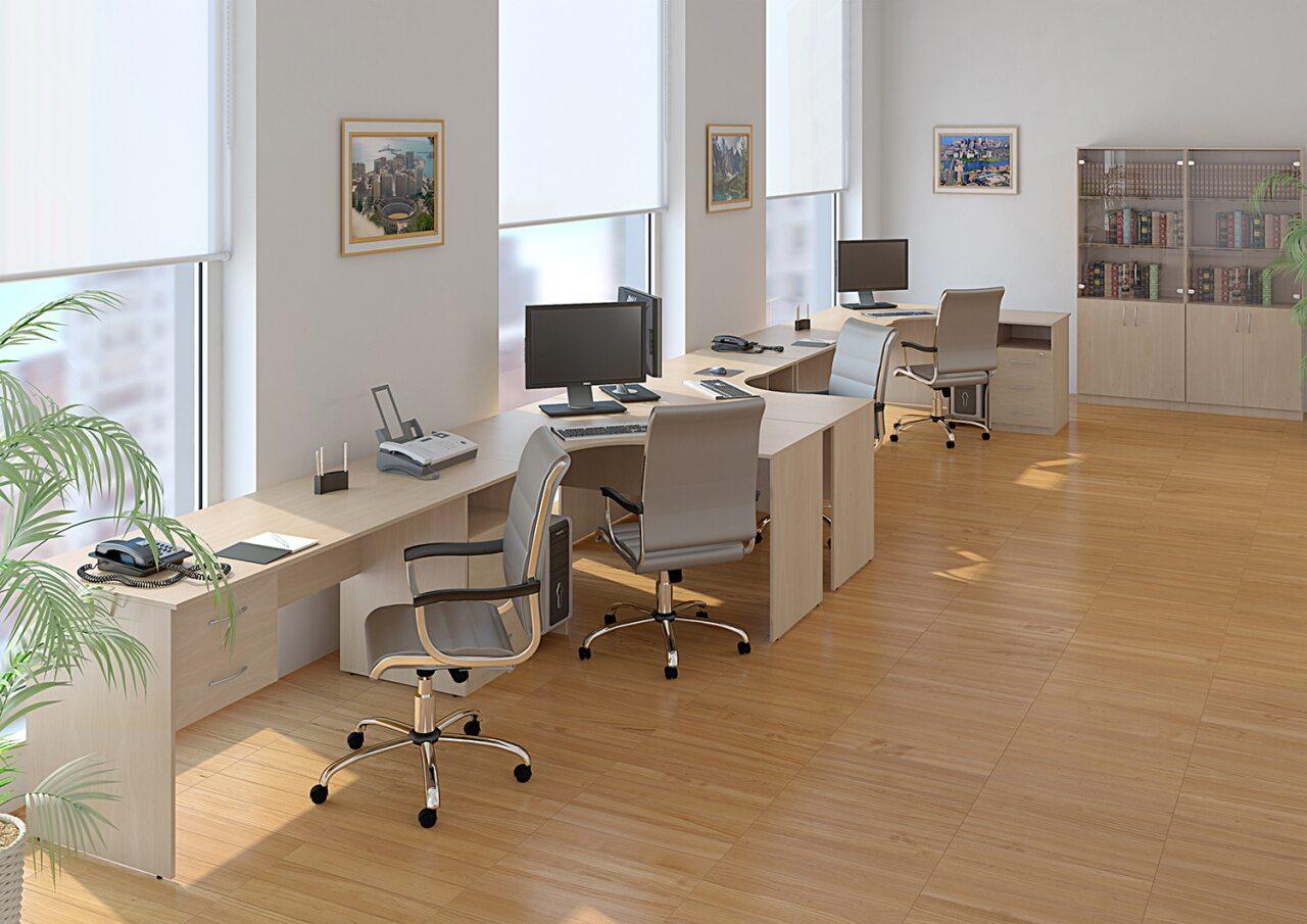 Мебель для персонала NOVA S - фото 6