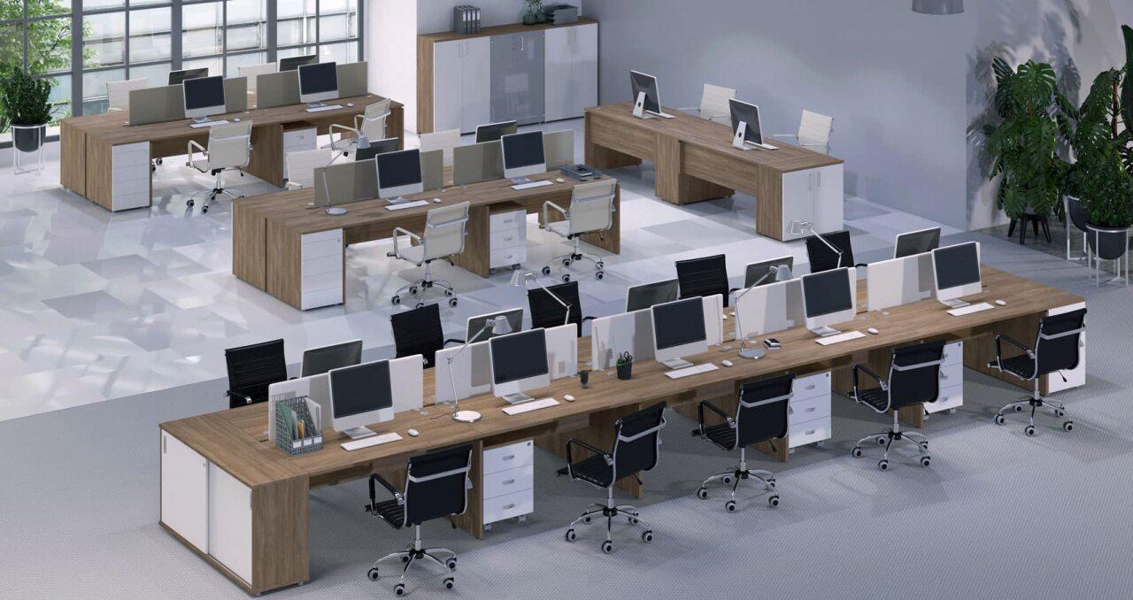 Мебель для персонала ONIX - фото 3