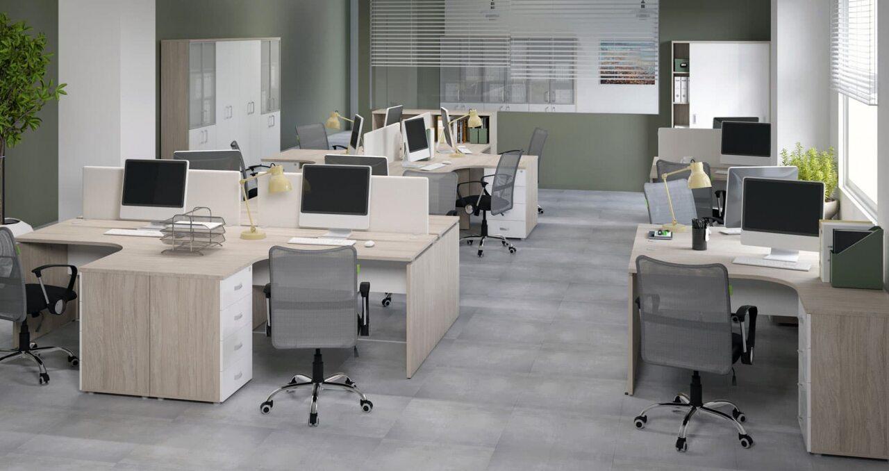 Мебель для персонала ONIX - фото 4