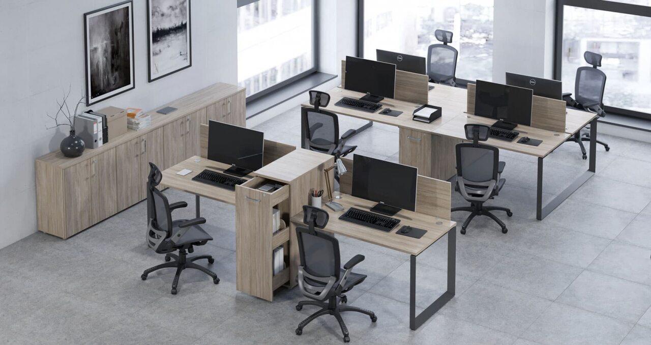 Мебель для персонала ONIX - фото 6