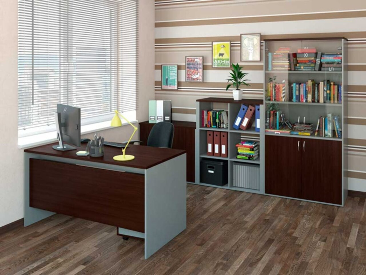 Мебель для персонала POINT - фото 18