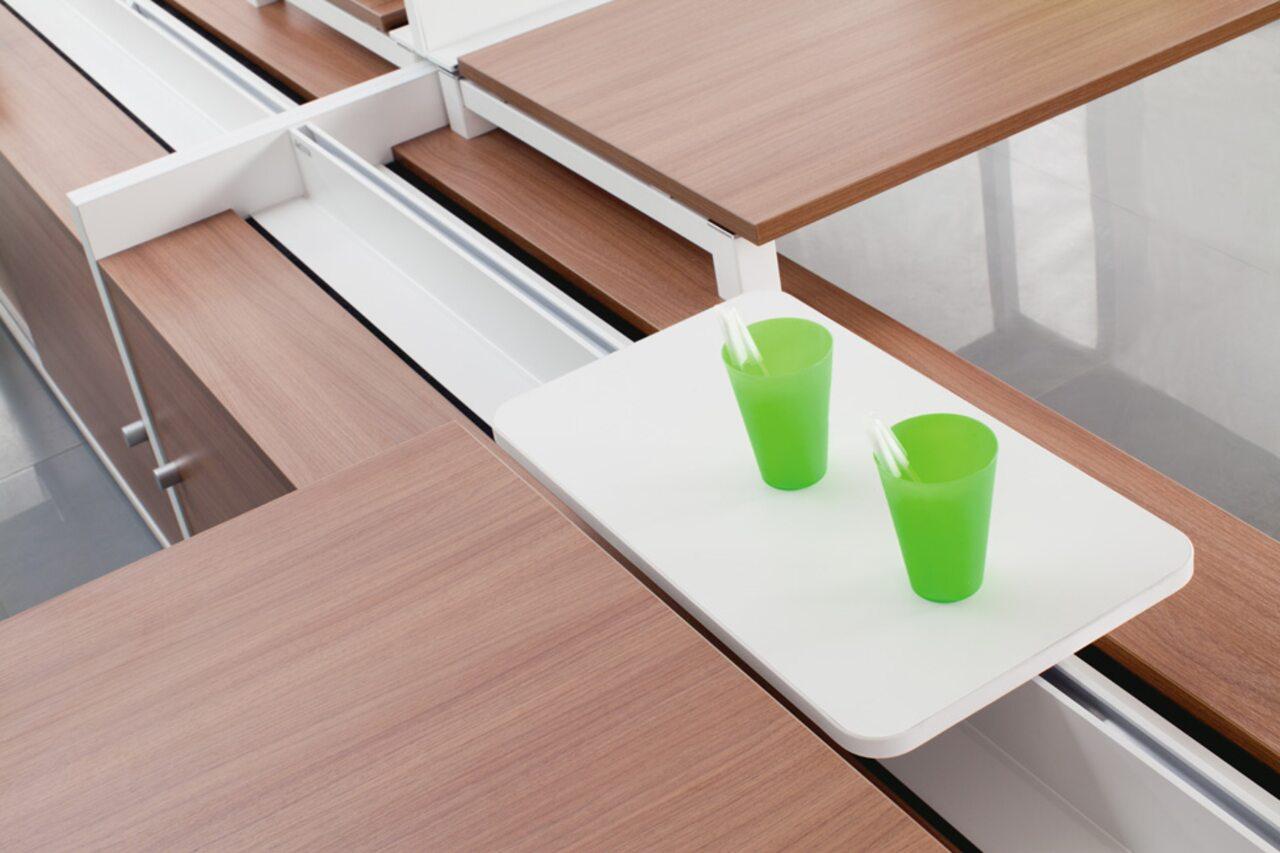 Мебель для персонала PROFIQUADRO - фото 11