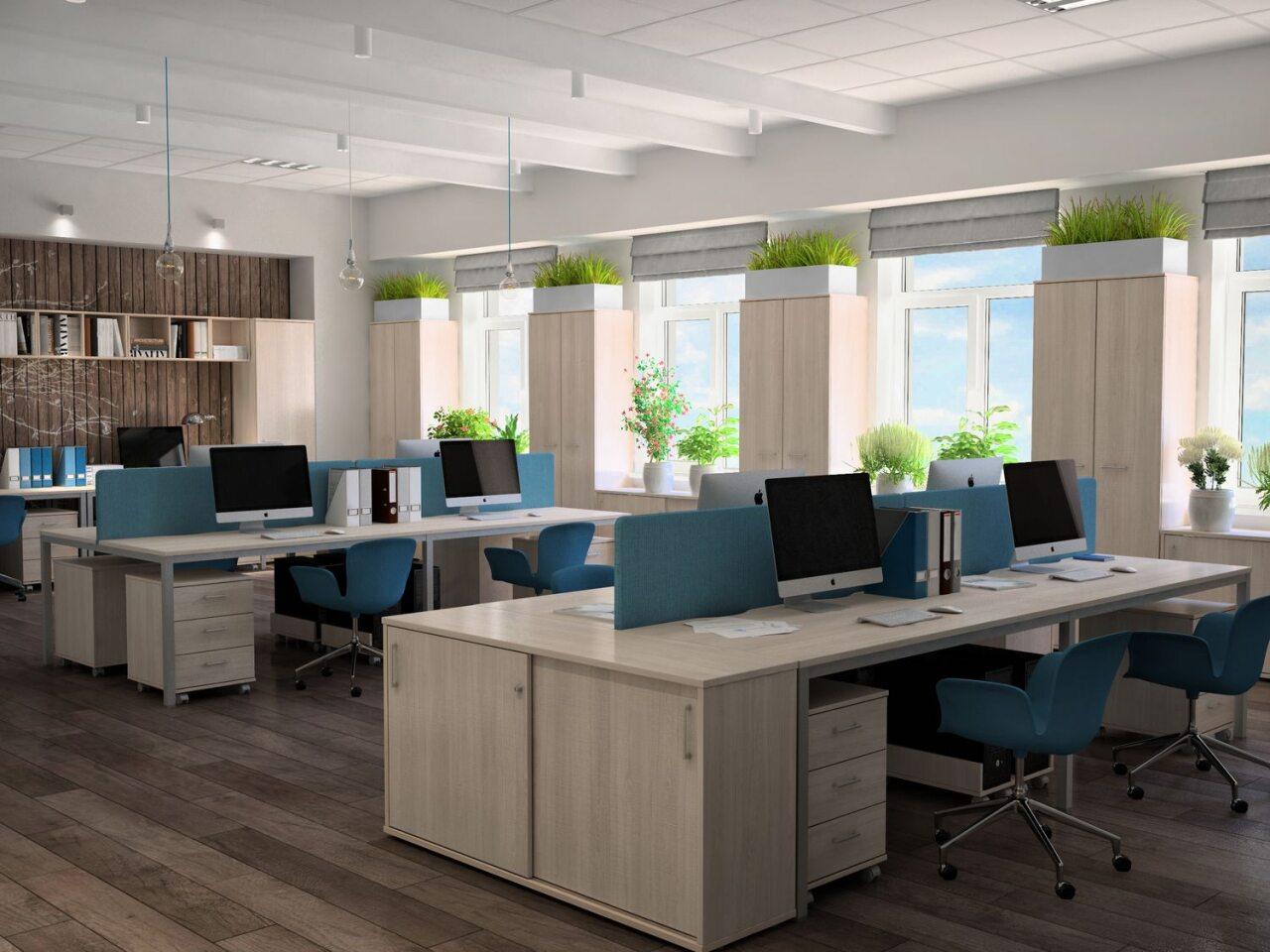 Мебель для персонала Public Comfort - фото 2
