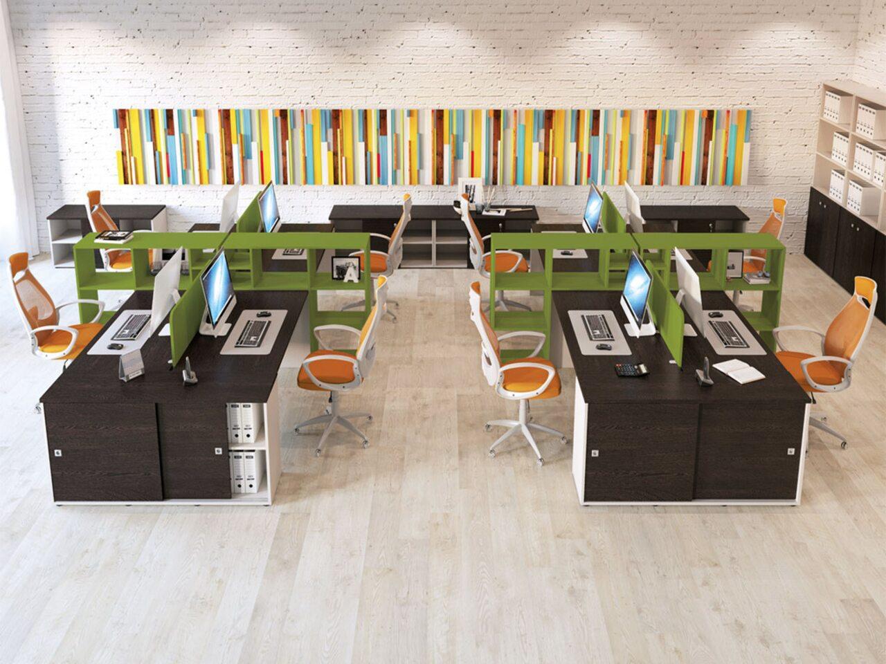 Мебель для персонала Rio - фото 3