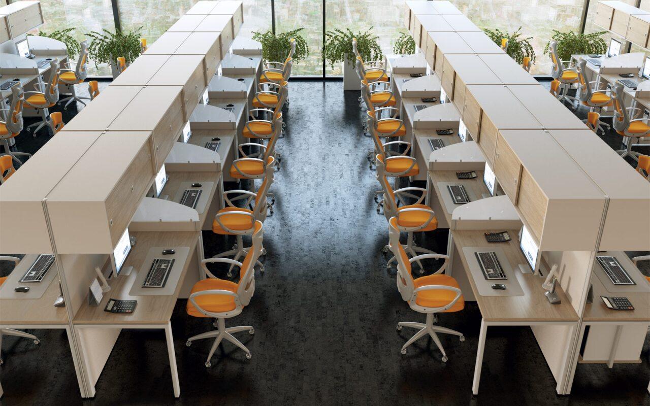 Мебель для персонала Rio - фото 13