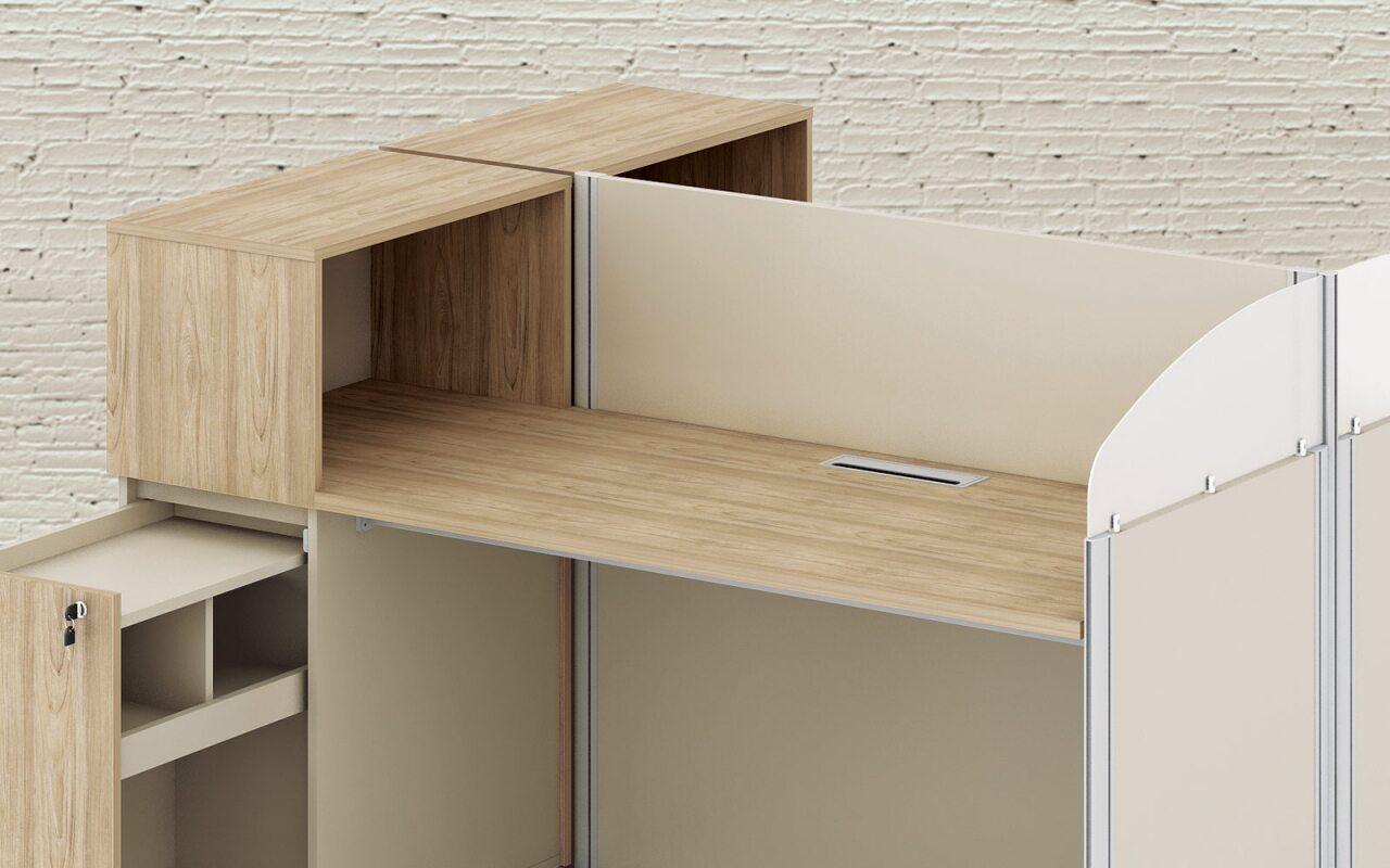 Мебель для персонала Rio - фото 9