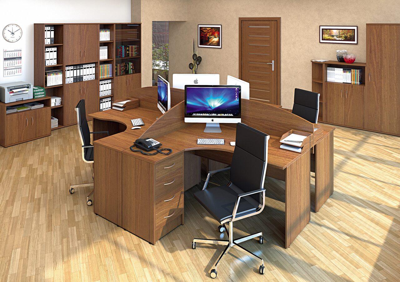 Мебель для персонала RIVA - фото 11