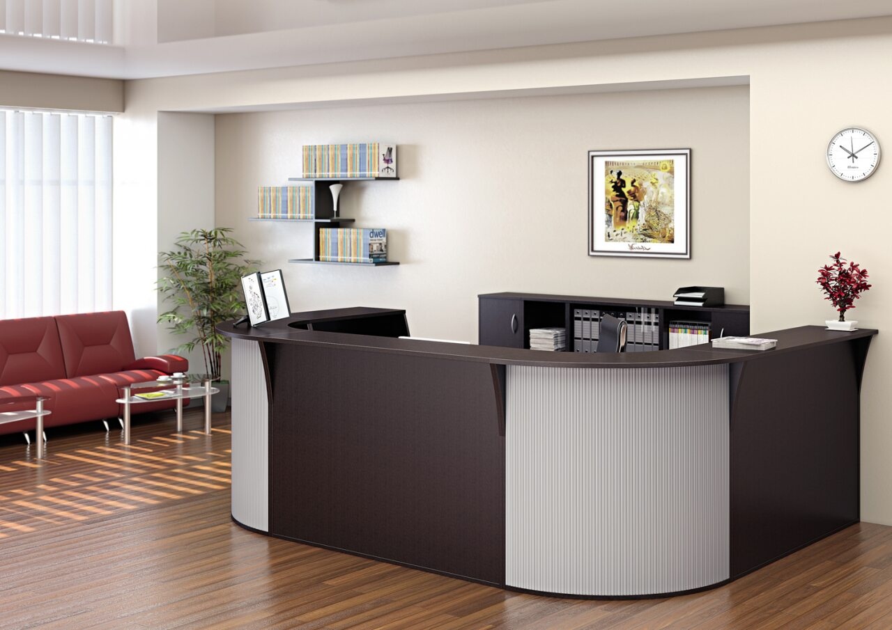 Мебель для приемной RIVA - фото 8