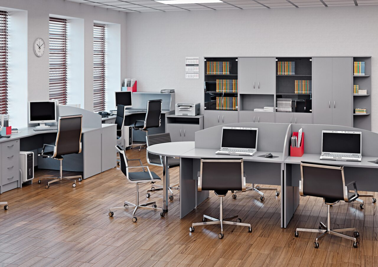 Мебель для персонала RIVA - фото 13