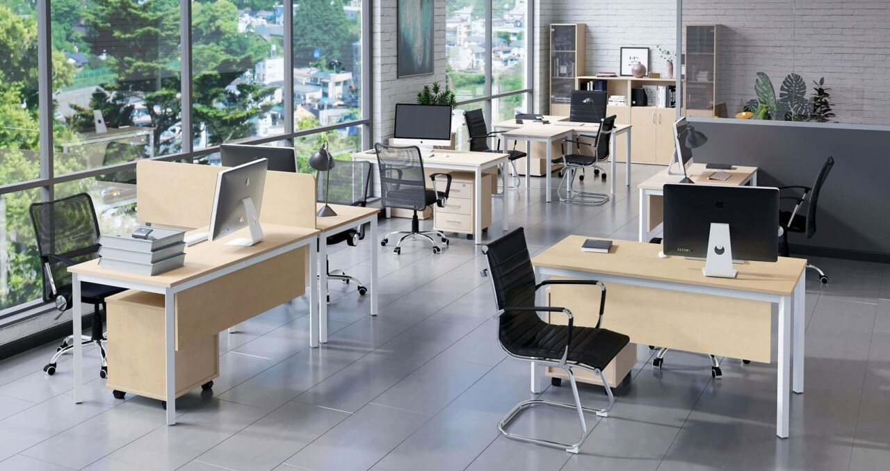 Мебель для персонала SLIM SYSTEM - фото 11