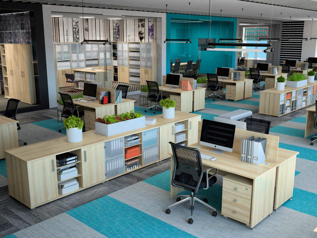 Мебель для персонала Space - фото 6