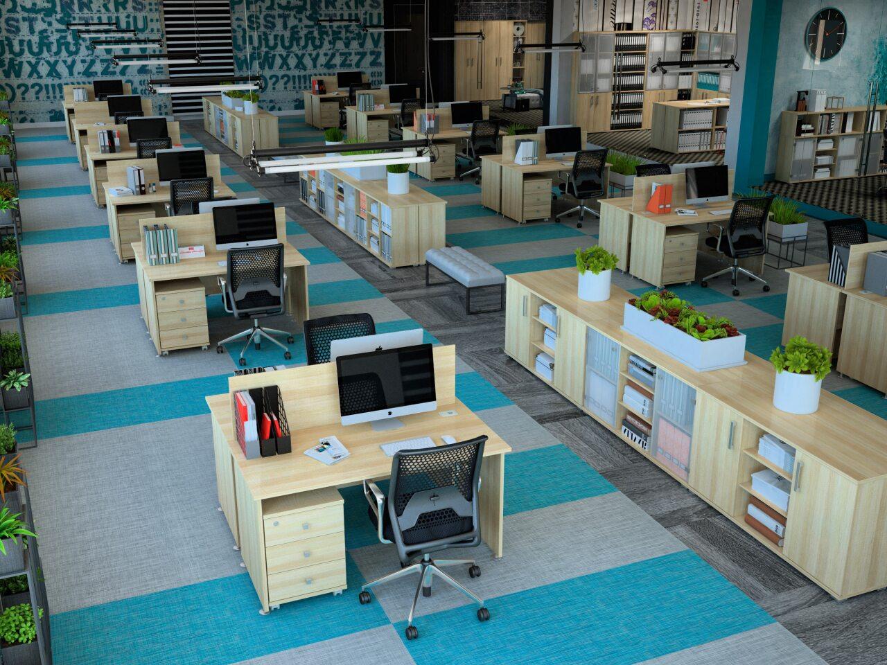 Мебель для персонала Space - фото 7