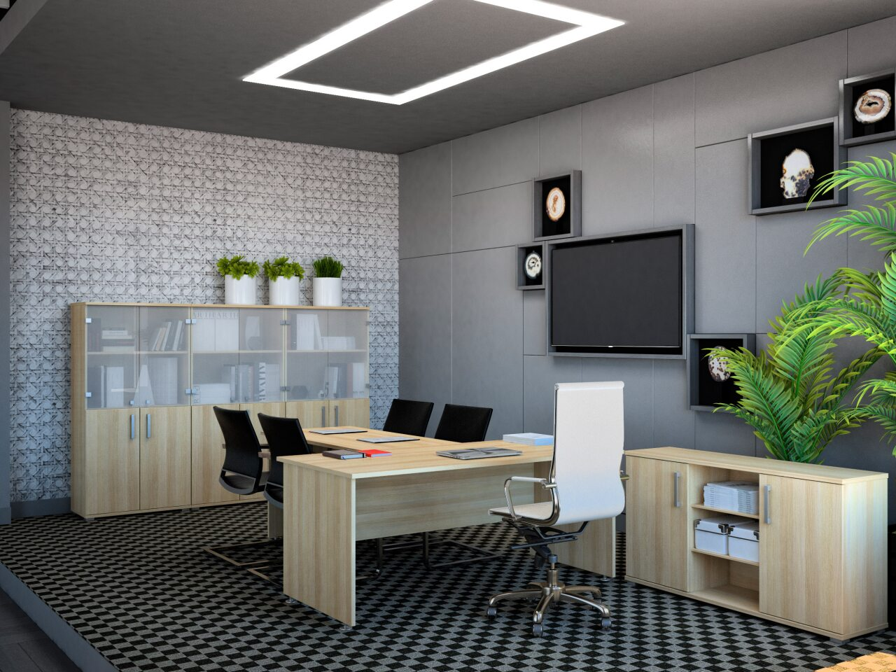 Мебель для персонала Space - фото 10