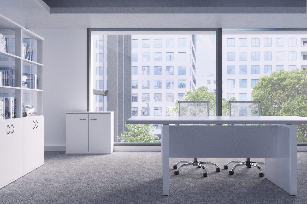 Стол для переговоров STEEL EVO - фото 4