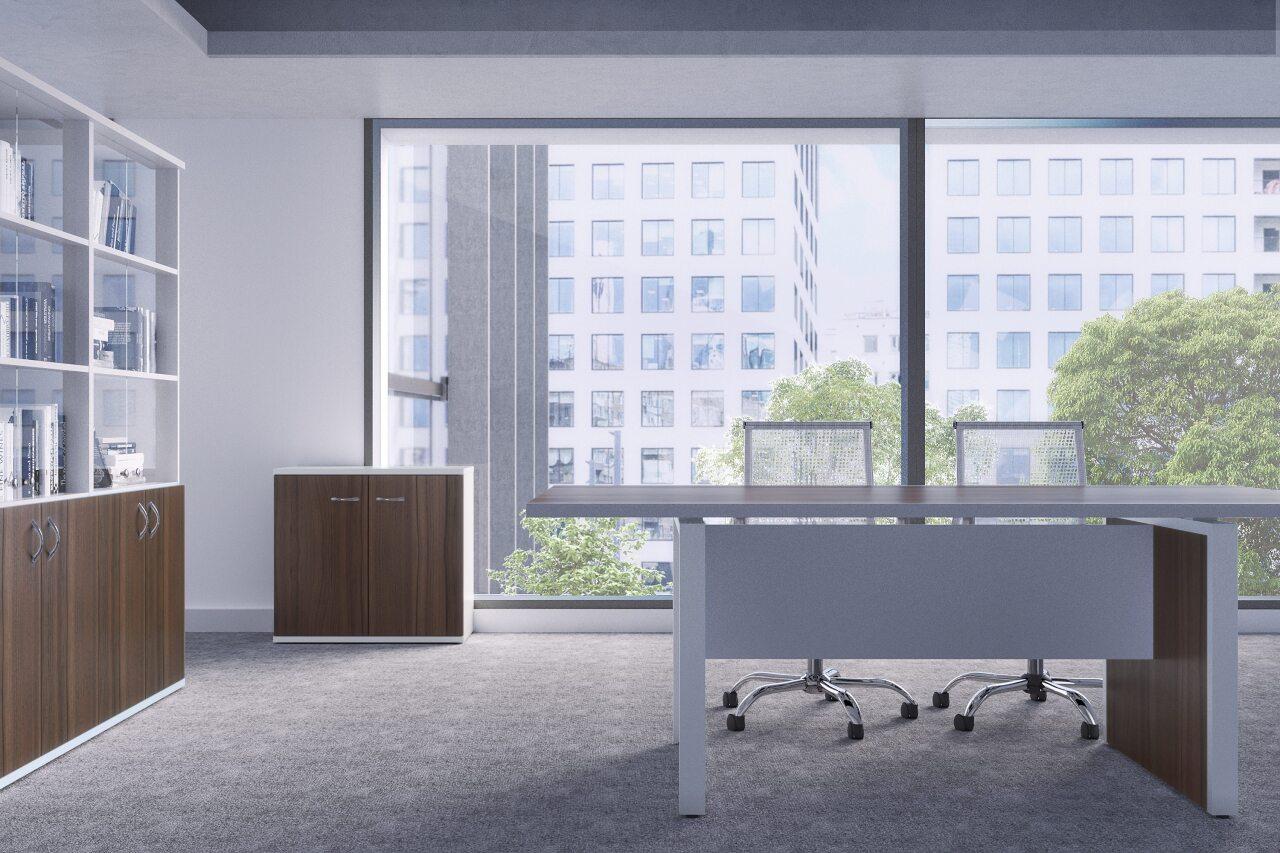 Стол для переговоров STEEL EVO - фото 7