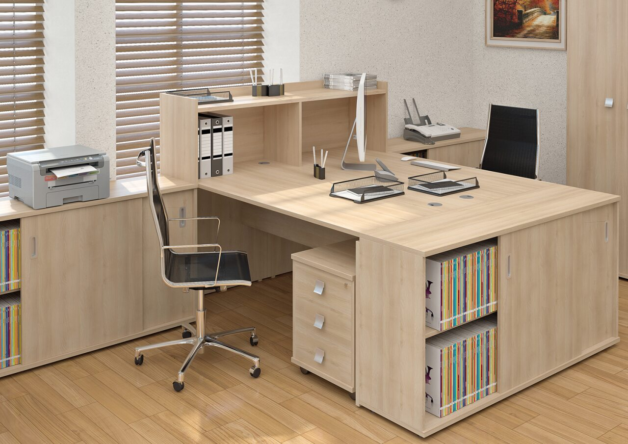 Мебель для персонала STYLE - фото 2