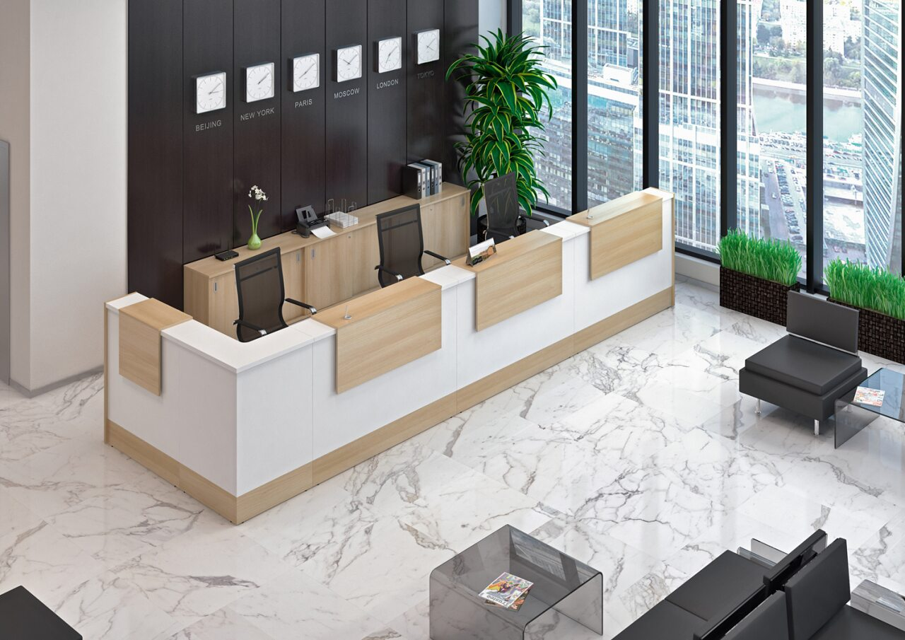 Мебель для персонала STYLE - фото 5
