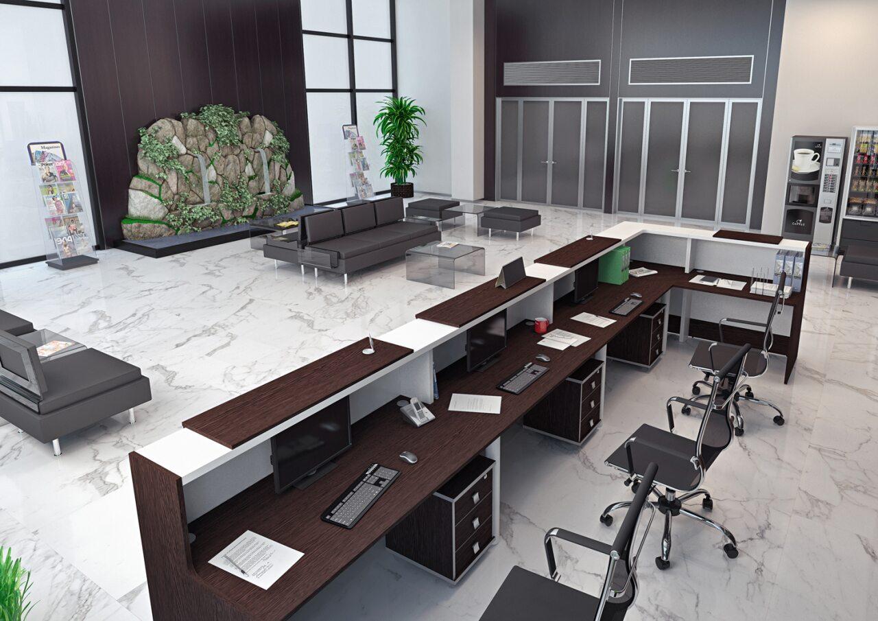 Мебель для приемной STYLE - фото 7