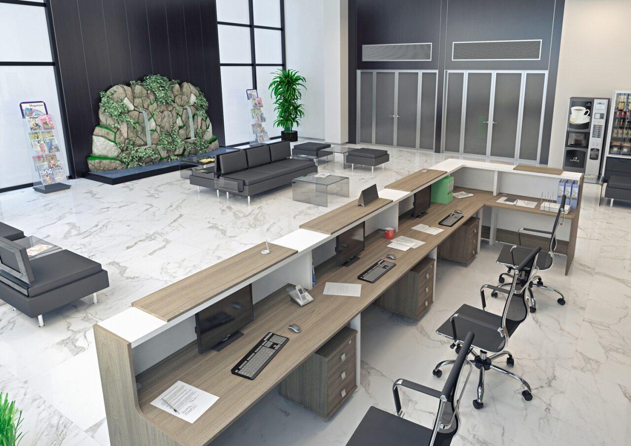 Мебель для приемной STYLE - фото 11