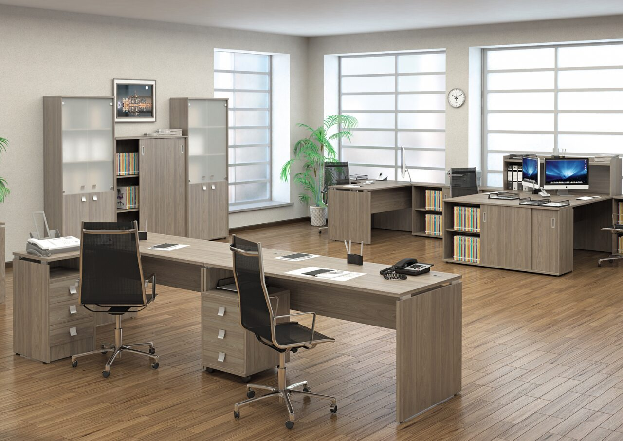 Мебель для персонала STYLE - фото 21