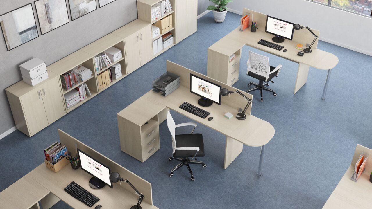 Мебель для персонала TREND - фото 15