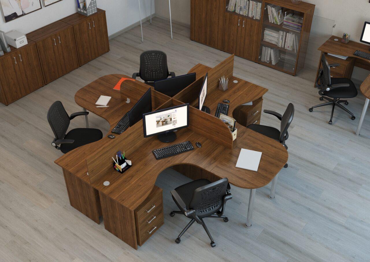 Мебель для персонала TREND - фото 17