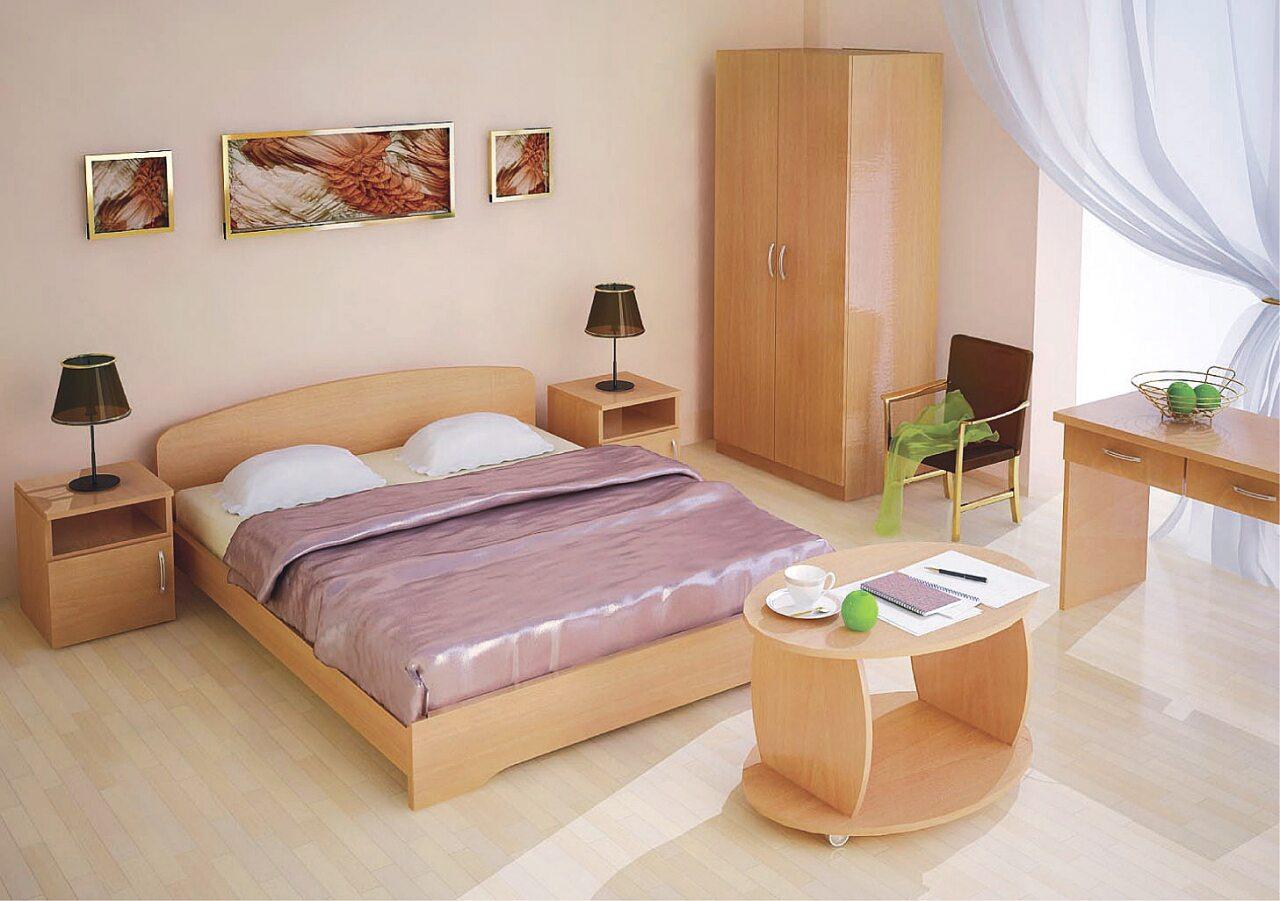 Мебель для гостиниц Монолит - фото 1