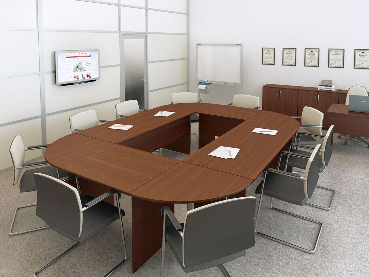 Стол для переговоров КОМФОРТ - фото 1