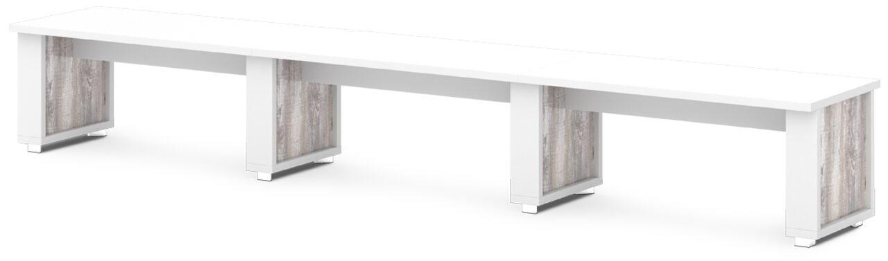 Стол для переговоров для 12 персон GRACE 510x85x75 - фото 1