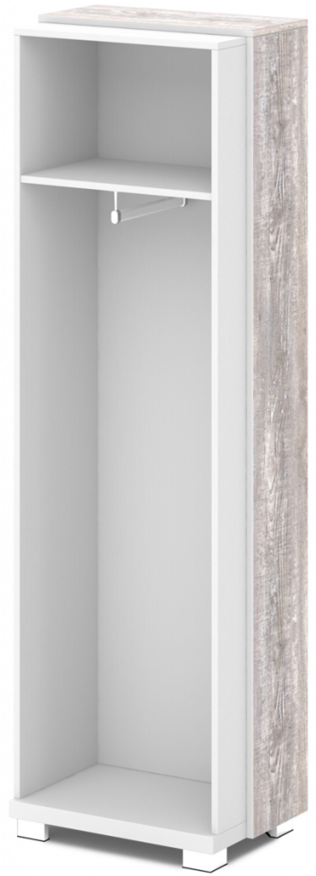 Каркас шкафа для одежды отдельностоящий  GRACE 64x44x205 - фото 1