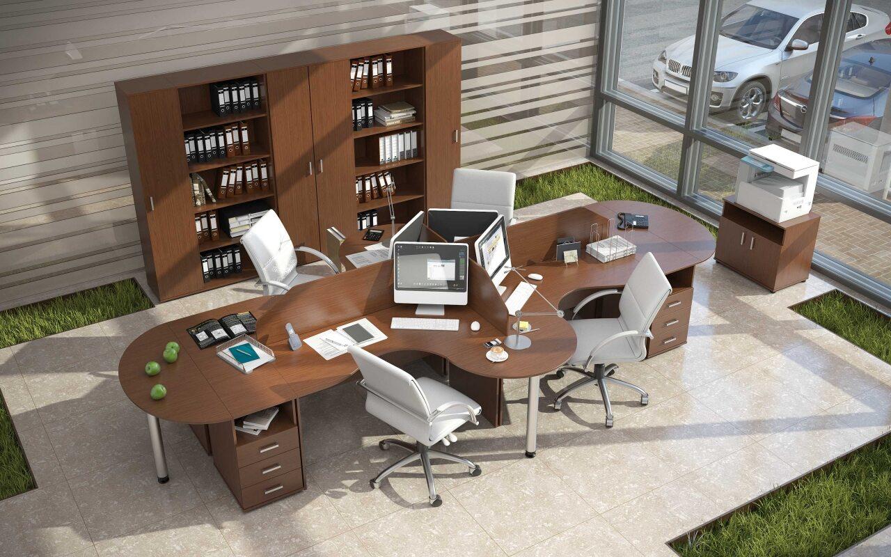 Мебель для персонала ЛАЙТ II - фото 1
