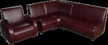 Мягкая офисная мебель V-600 Клауд
