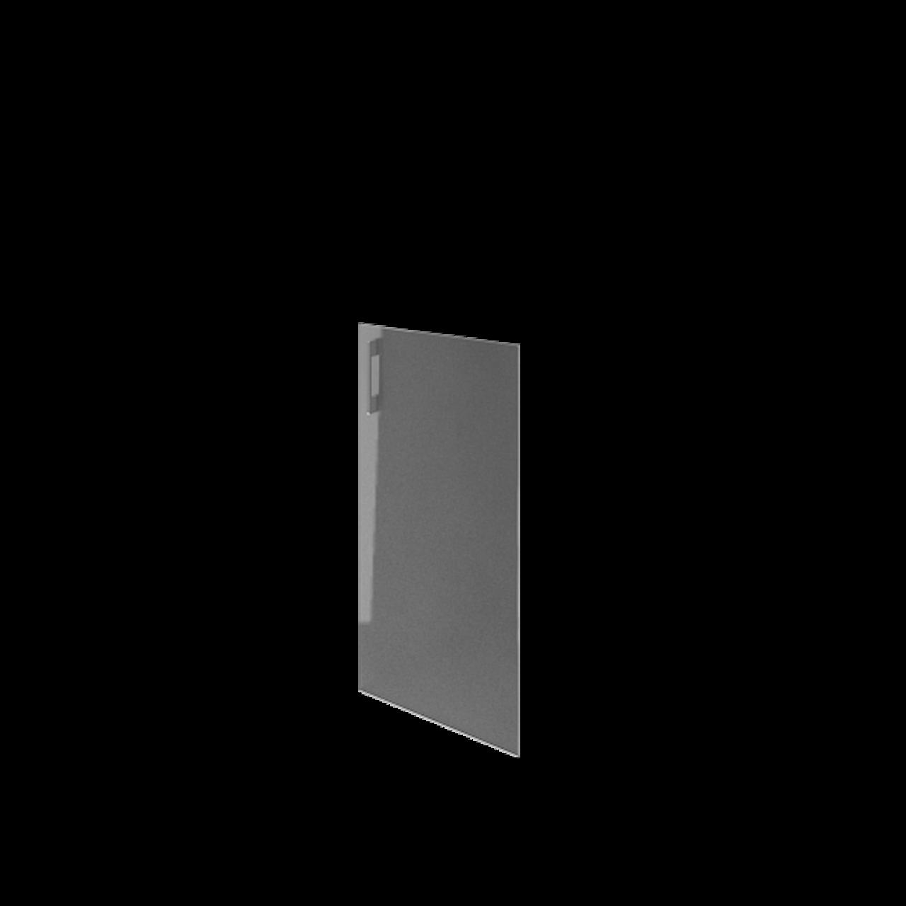 Дверь стекло в раме низкое правая - фото 1