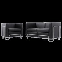 Мягкая офисная мебель БРУНО - люкс