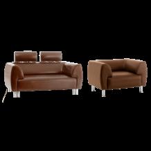 Мягкая офисная мебель ЛЕОН
