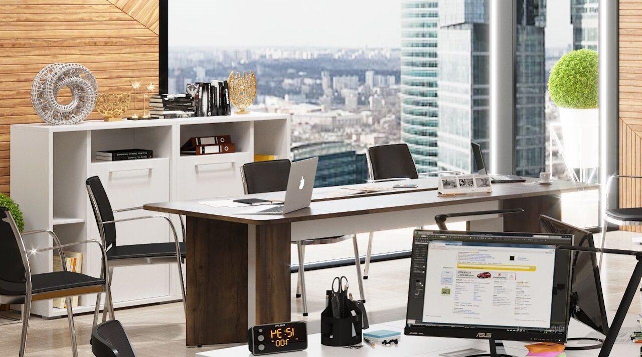 Стол для переговоров Милано - фото 1