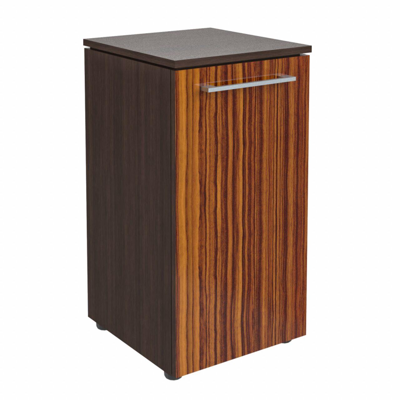 Шкаф колонка с глухой малой дверью  MORRIS 43x43x83 - фото 1