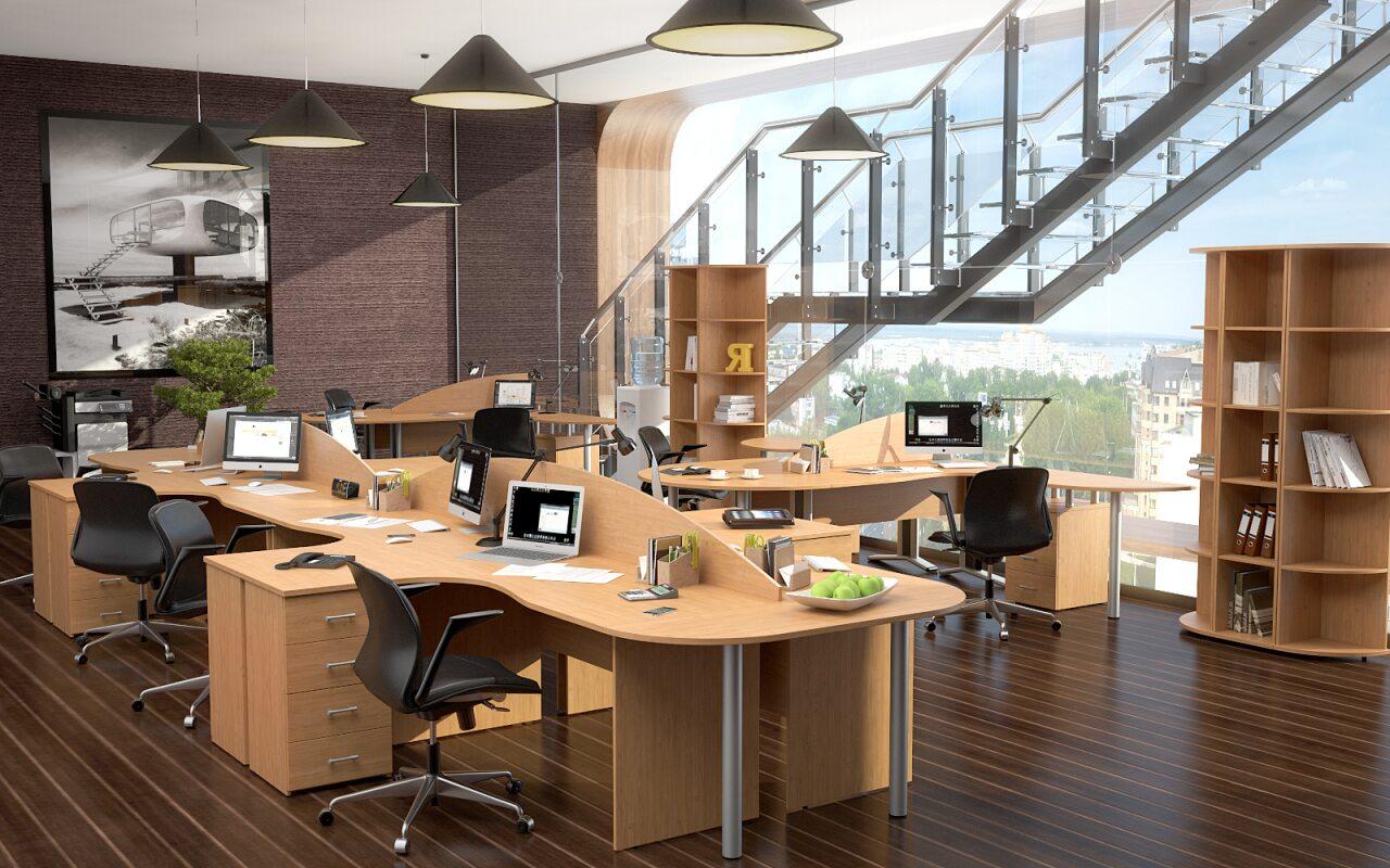 Мебель для персонала Монолит - фото 1