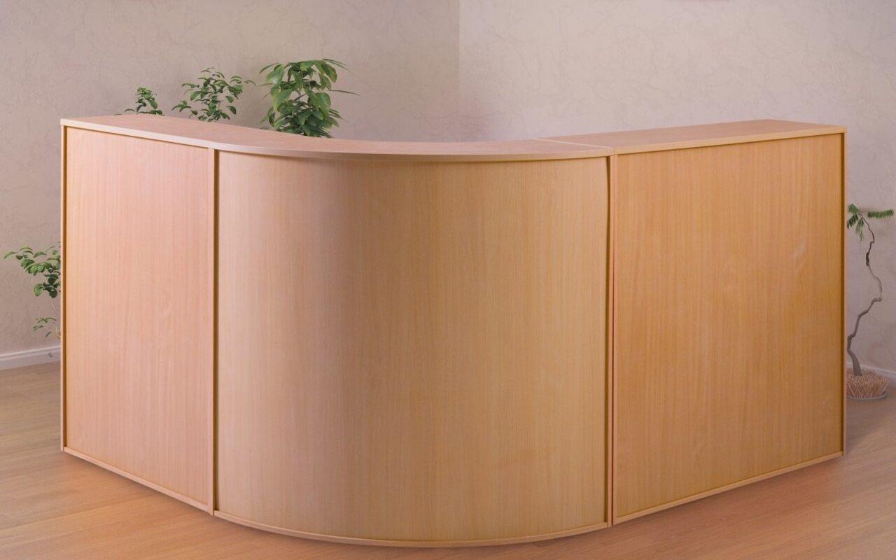 Мебель для приемной Монолит Ресепшн - фото 1