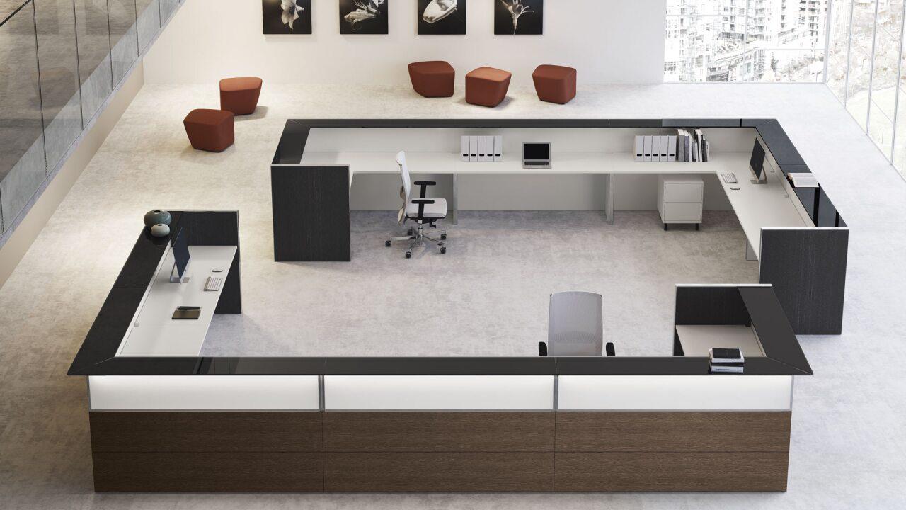 Мебель для приемной NICE - фото 1