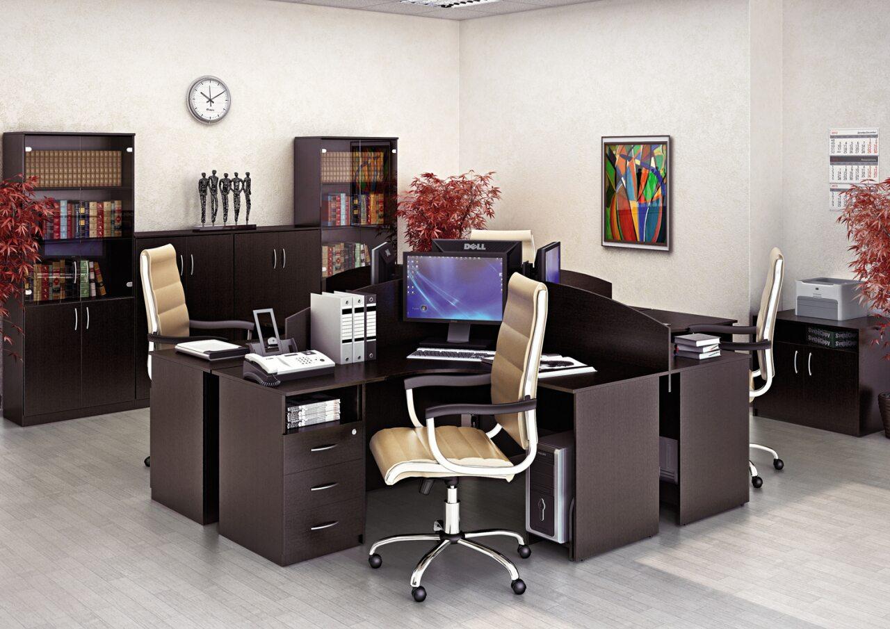 Мебель для персонала NOVA S - фото 1