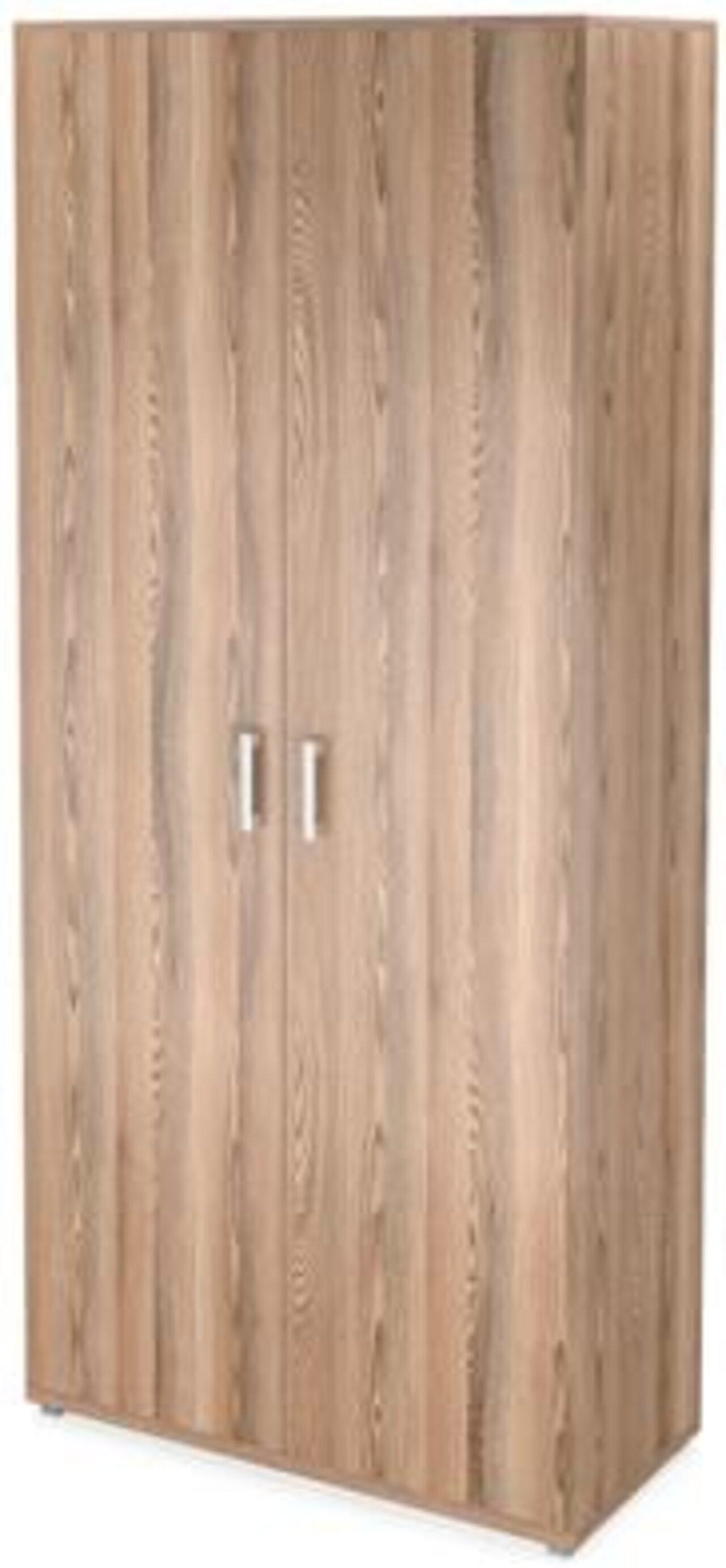 Шкаф для одежды  Аргентум 90x45x205 - фото 1