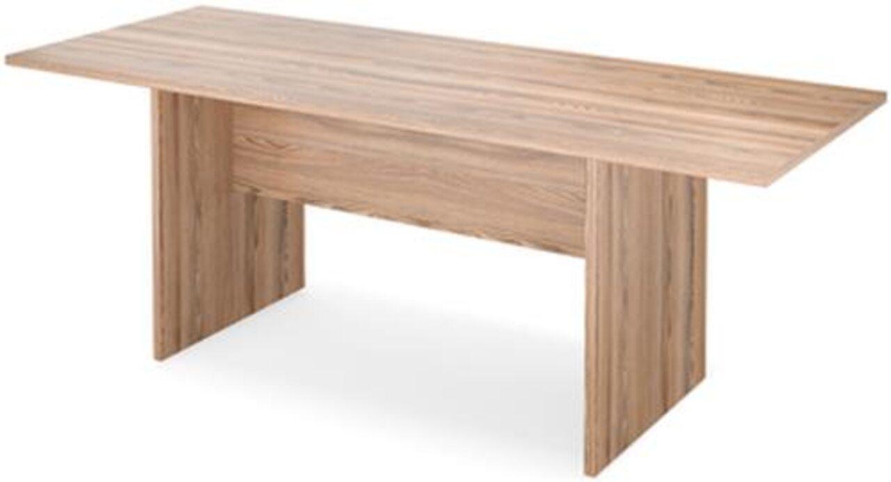 Стол для заседаний Аргентум 200x90x75 - фото 1