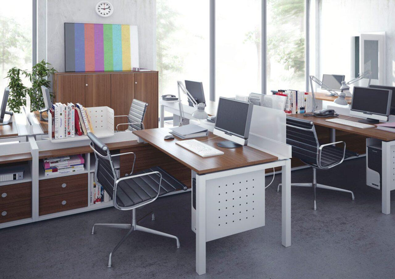 Мебель для персонала PROFIQUADRO - фото 1