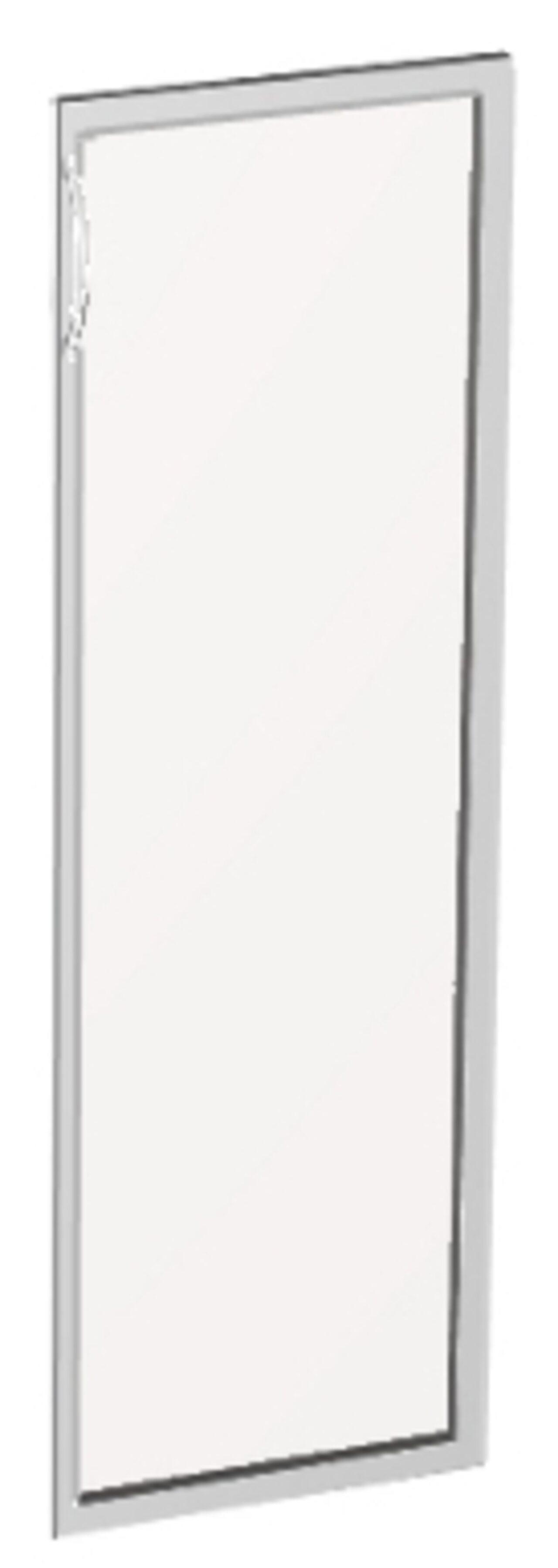 Дверь средняя стекло САТИН  Консул-ЛАК  - фото 1