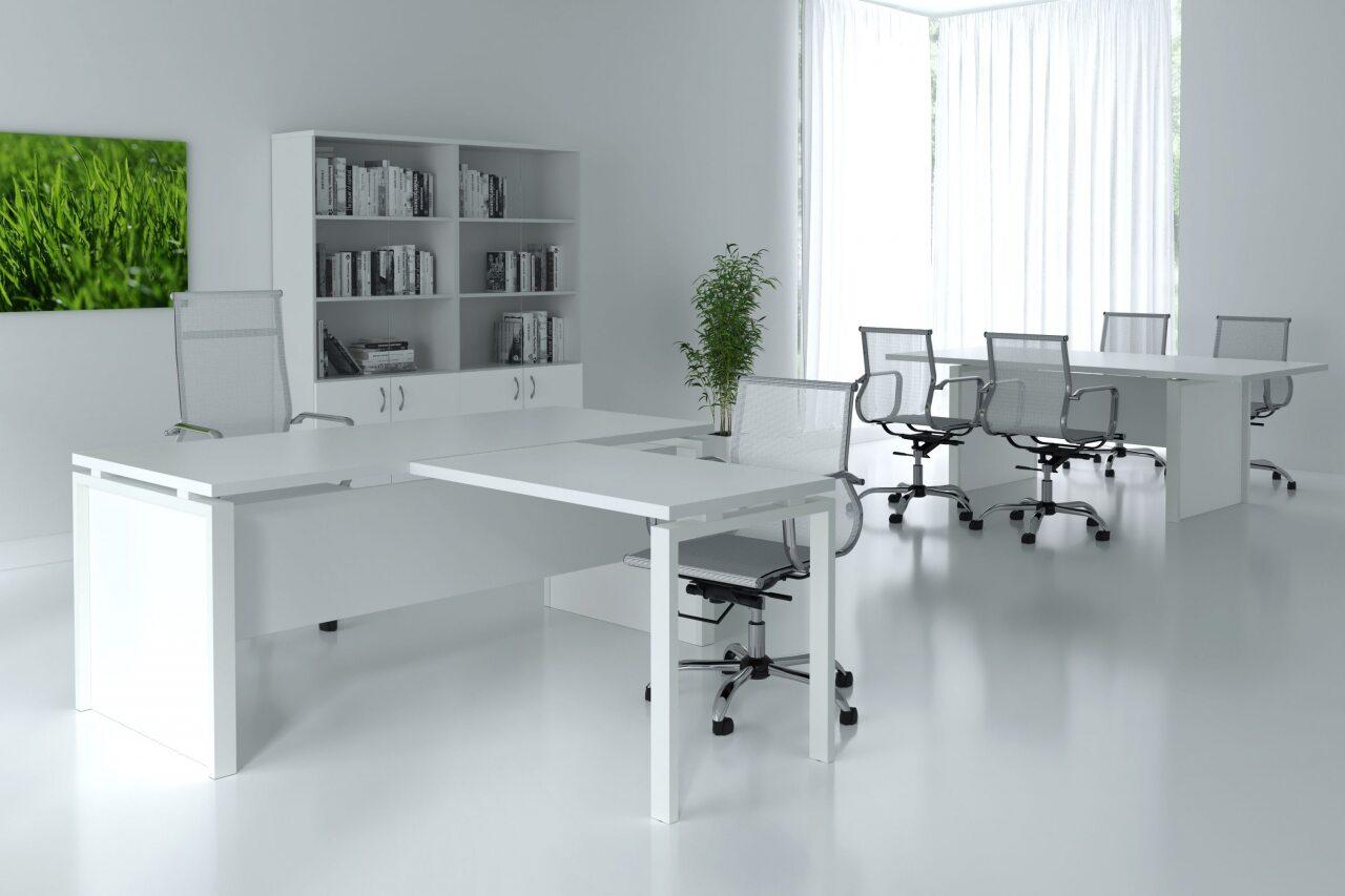 Стол для переговоров STEEL EVO - фото 1