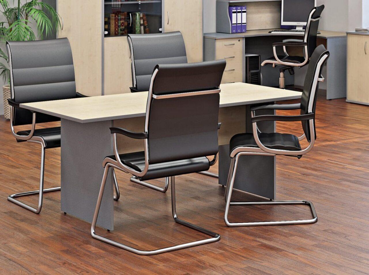 Стол для переговоров RIVA - фото 1