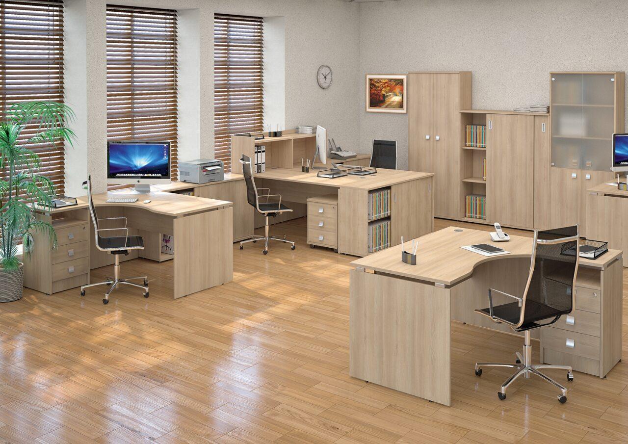 Мебель для персонала STYLE - фото 1