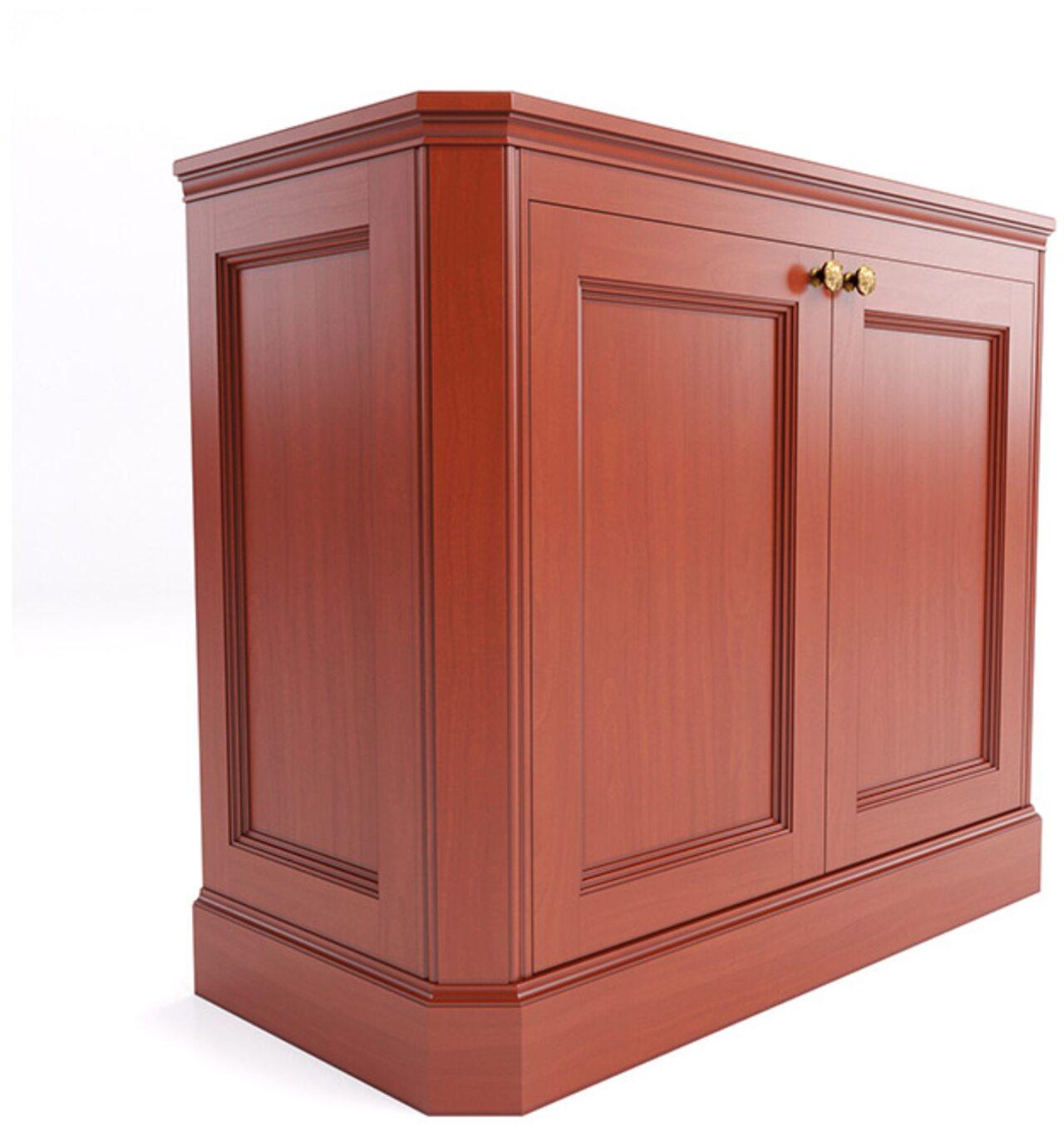 Шкаф низкий - фото 1